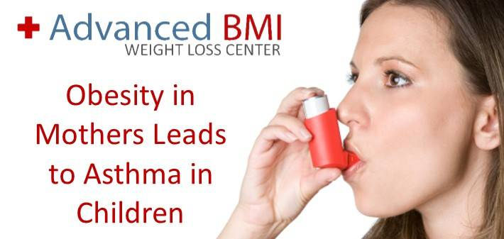 Obesity in Mothers Leads to Asthma in Children