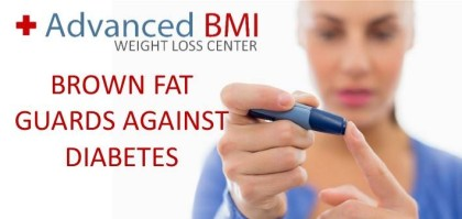 BROWN FAT GUARDS AGAINST DIABETES