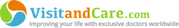 Visit and Care Logo