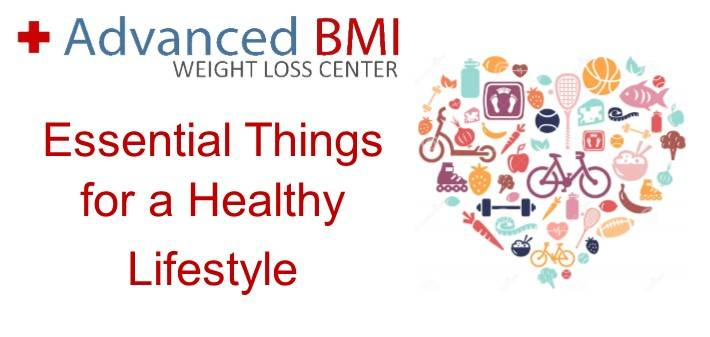 Essential Things for a Healthy Lifestyle
