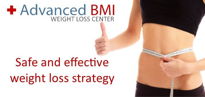 Safe and effective weight loss strategy