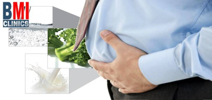 Stomach Bloating - Simple ways to avoid it - Advanced BMI Lebanon