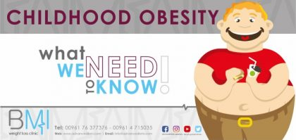 Childhood Obesity - What You Need To Know