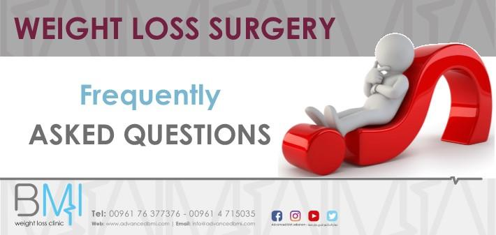 Weight Loss Surgery Frequently Asked Questions Dr Nagi Jean Safa