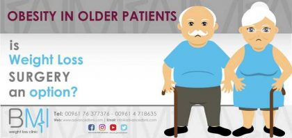 Obesity in Older Patients