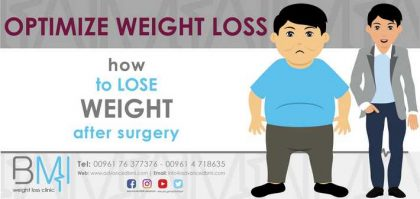 Optimize Weight Loss after Bariatric Surgery