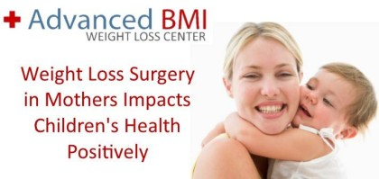 Weight Loss Surgery in Mothers