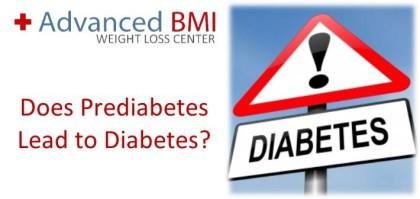 Does Prediabetes Lead to Diabetes