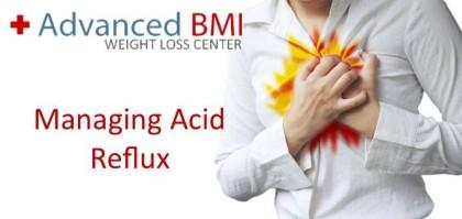 Managing Acid Reflux