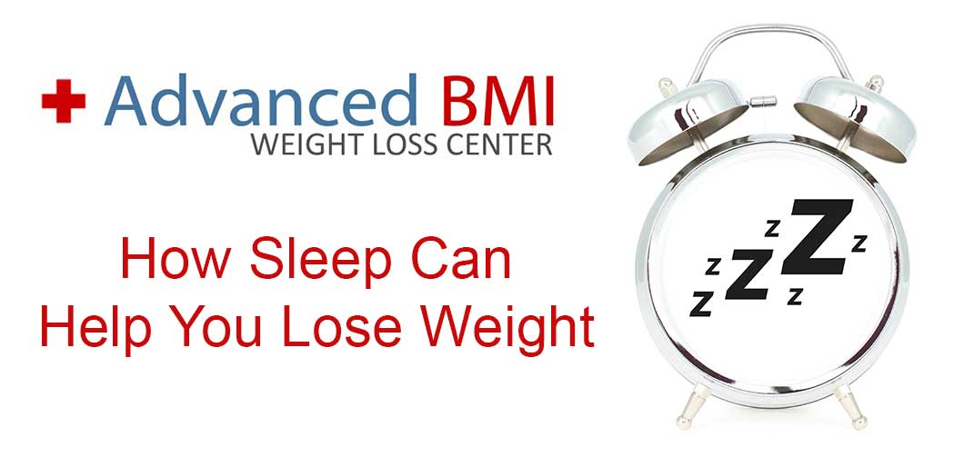 How sleep can help you lose weight