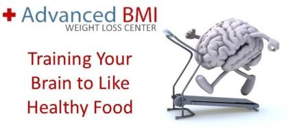 Training Your Brain to Like Healthy Food