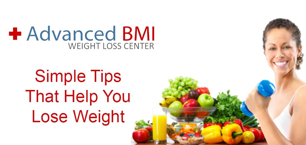 Simple Tips That Help You Lose Weight Advanced BMI Lebanon