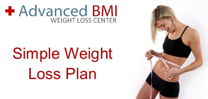 Simple Weight Loss Plan