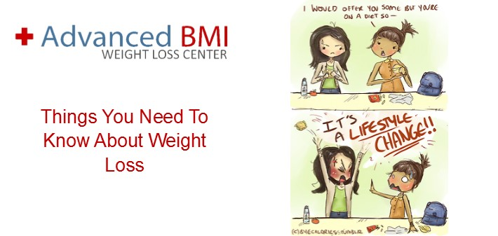 Things You Need To Know About Weight Loss