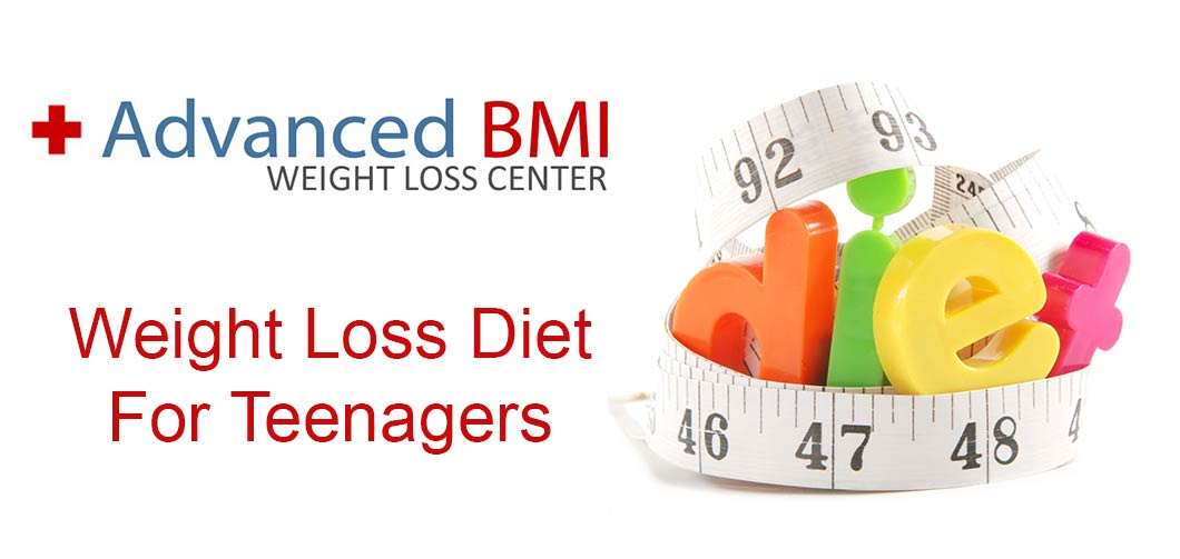 Weight Loss Diet for Teenagers