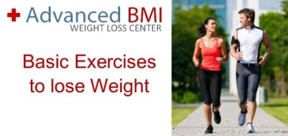 Basic Exercises to lose Weight