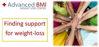 Finding support for weight loss