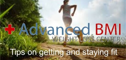 Tips on getting and staying fit