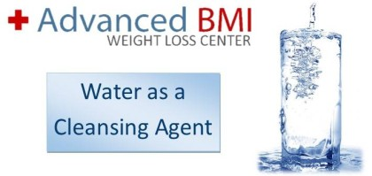 Water as a Cleansing Agent
