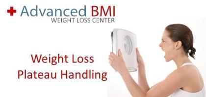 Weight Loss Plateau Handling