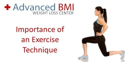 Importance of an Exercise Technique