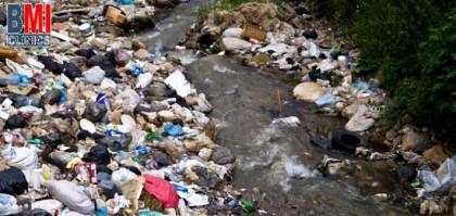 تلوث المياه في لبنان