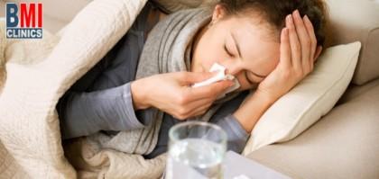 طرق الحماية من البرد و الإنفلونزا