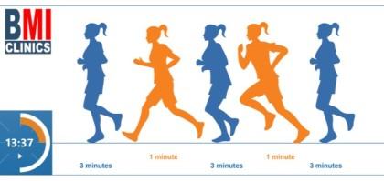 فوائد التدريب المتقطع وكيفية البدء بها
