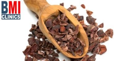 فوائد الكاكاو الخام