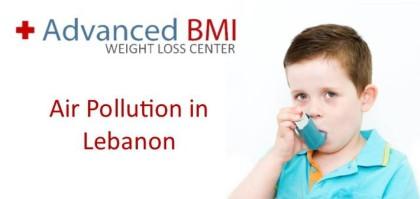 Air Pollution in Lebanon