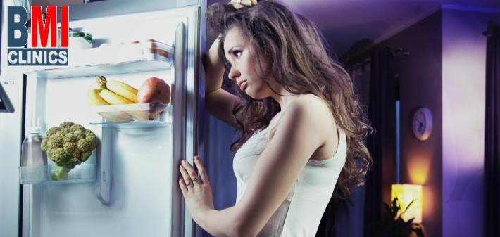 Eating before bed - Best and worst foods