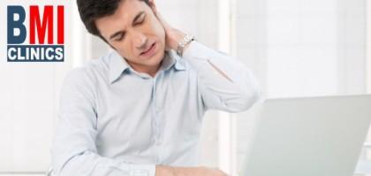 Neck pain - Advanced BMI Lebanon