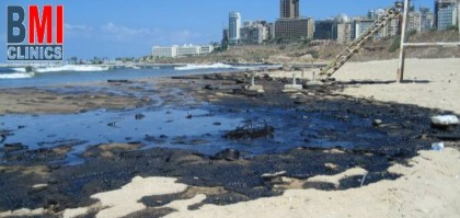 Water pollution in Lebanon