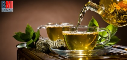 الشاي الأخضر وفقدان الوزن