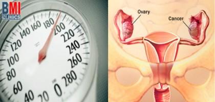 علاقة زيادة الوزن بالإصابة بمرض سرطان المبيض