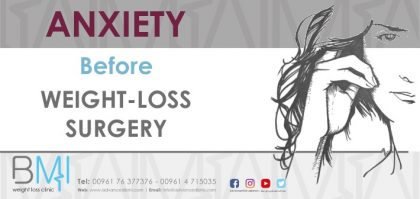 How to Get Rid Of Anxiety before Weight Loss Surgery