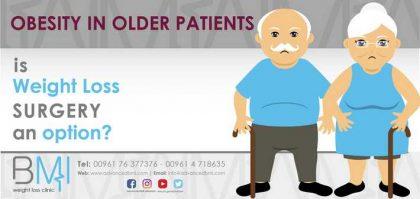 Obesity in Older Patients