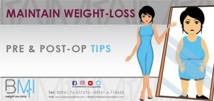 Maintain Weight-loss After Bariatric Surgery