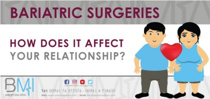 Bariatric Surgeries and Relationships
