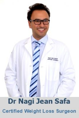 Dr Nagi Safa Certified Bariatric Surgeon